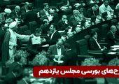 طرحهای بورسی مجلس یازدهم