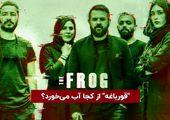 حواشی وقفه در پخش سریال قورباغه هومن سیدی