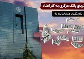 آهنربای بانک مرکزی به کار افتاد