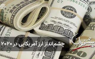 چشمانداز ارز آمریکایی در ۲۰۲۰