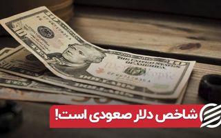 شاخص دلار صعودی است!