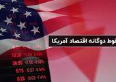 سقوط دوگانه اقتصاد آمریکا