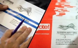 رای پستی در انتخابات آمریکا