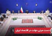 دست مرئی دولت در اقتصاد ایران