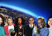 ۶ دختر که دنیا را تغییر میدهند