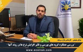 بورس تهران در 4 تیر