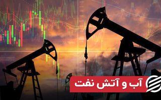 آب و آتش نفت