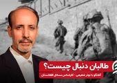 طالبان دنبال چیست؟