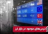 ترسهای موجود در بازار ارز