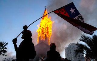هدف اصلی رفراندوم در شیلی