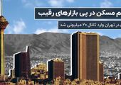 مسکن در تهران وارد کانال 20 میلیونی شد
